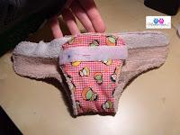 Puppenwindel Klettverschluss Blog Foto