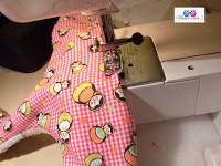 Puppenwindel Ziernaht Blog Foto