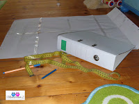 Ordnerhülle Umschlag leicht gemacht Foto Blog