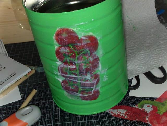Post Dosenmacher Dekotipp Dosen recyceln DIY Küchendeko Blog Foto4