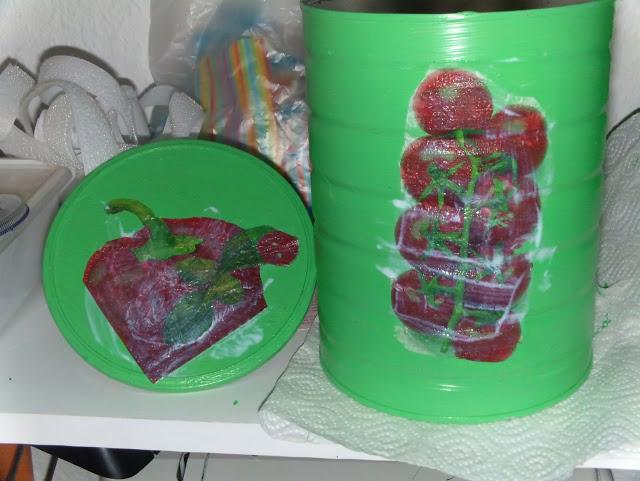 Post Dosenmacher Dekotipp Dosen recyceln DIY Küchendeko Blog Foto5