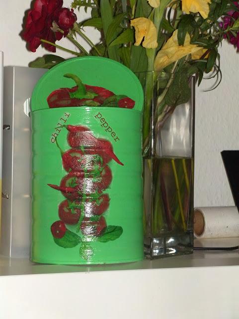 Post Dosenmacher Dekotipp Dosen recyceln DIY Küchendeko Blog Foto6