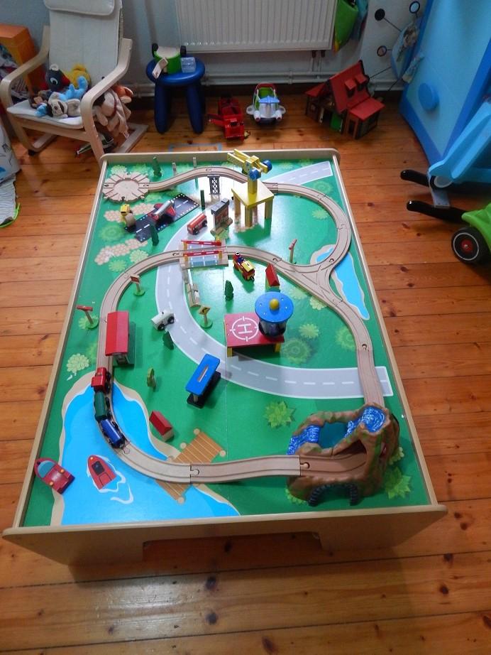 Post Lieblingsspielzeug Holzeisenbahn Blog Foto