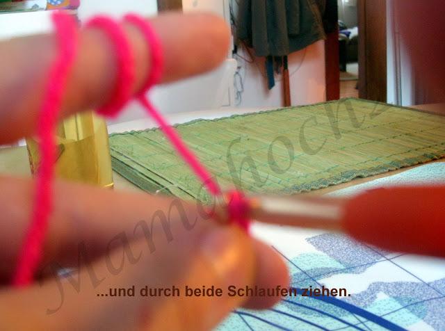 Post Blog Laubblatt häkeln Anleitung Foto11