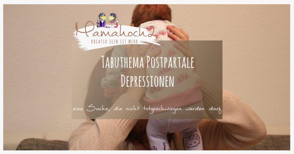 postpartale depressionen depressionen nach geburt mamablog