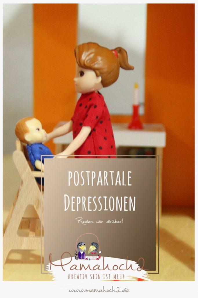 postpartale depressionen depressionen nach geburt mamablog baby