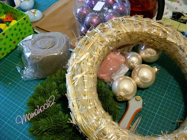Adventskranz DIY Weinachtsspecial