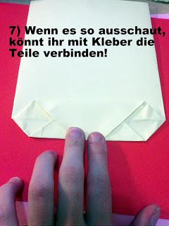 DIY Adventskalender aus buntem Papier, Washi Tape und Aufklebern – Anleitung10