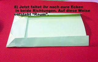 DIY Adventskalender aus buntem Papier, Washi Tape und Aufklebern – Anleitung11