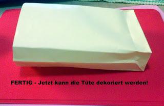 DIY Adventskalender aus buntem Papier, Washi Tape und Aufklebern – Anleitung12