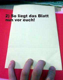 DIY Adventskalender aus buntem Papier, Washi Tape und Aufklebern – Anleitung5