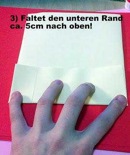 DIY Adventskalender aus buntem Papier, Washi Tape und Aufklebern – Anleitung6