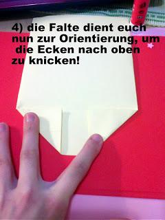 DIY Adventskalender aus buntem Papier, Washi Tape und Aufklebern – Anleitung7