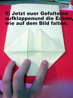 DIY Adventskalender aus buntem Papier, Washi Tape und Aufklebern – Anleitung8