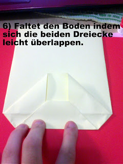 DIY Adventskalender aus buntem Papier, Washi Tape und Aufklebern – Anleitung9