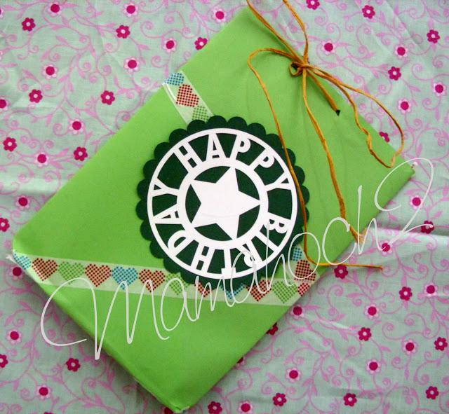 Geschenkverpackung DIY Tütchen