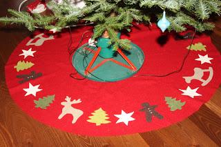 Lolliesberlin mit der Weihnachtsbaumdecke Blog Post Freebooktratsch1