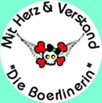Freebooktratsch Die Boerlinerin mit Herrn Mond Logo