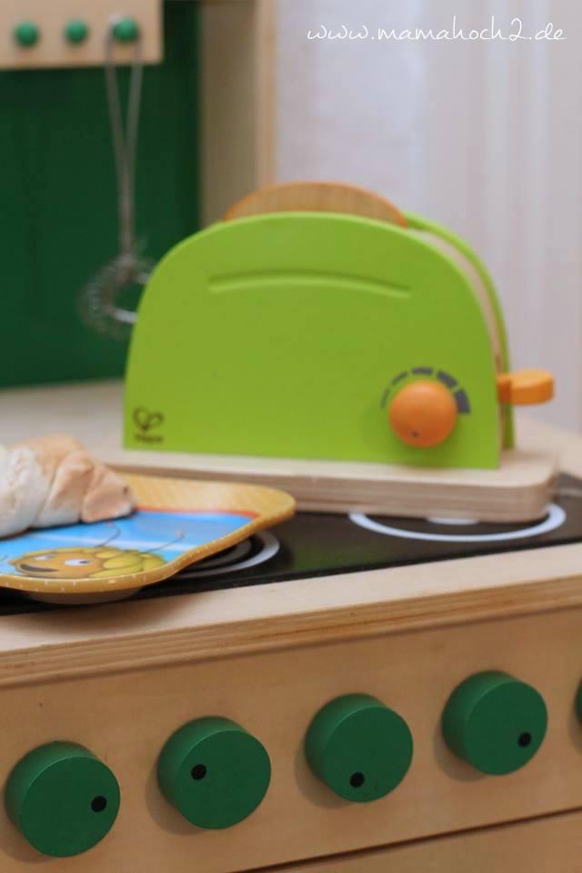 Kinderküche Zubehör Holz1