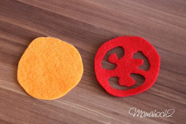 Playfood Spielessen Kinderküche Filz Tutorial1