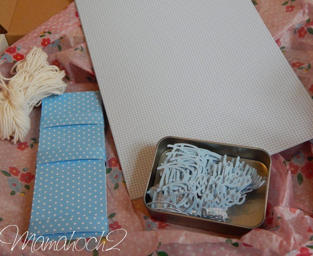 Babydankesgläschen DIY Anleitung Geburtsgeschenk12