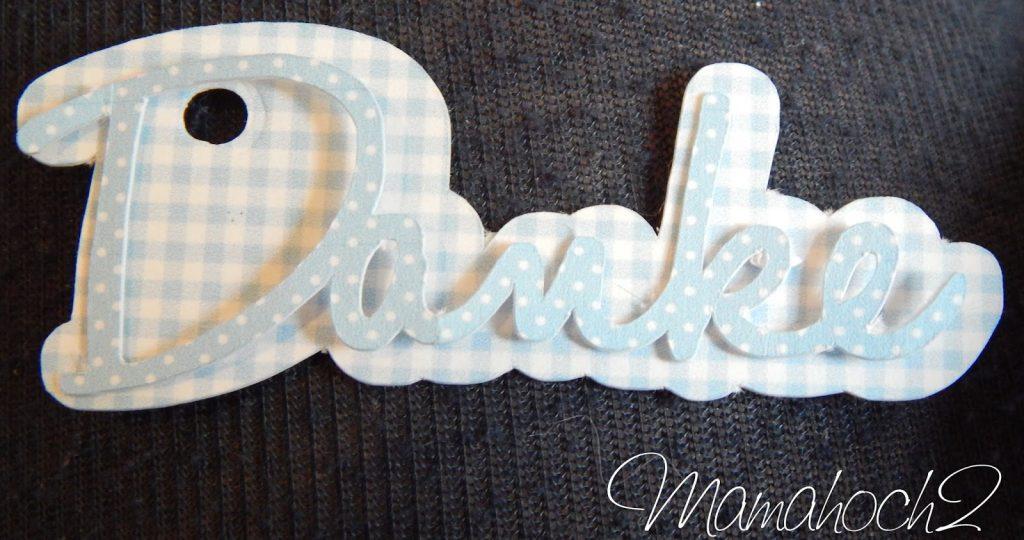 Babydankesgläschen DIY Anleitung Geburtsgeschenk13