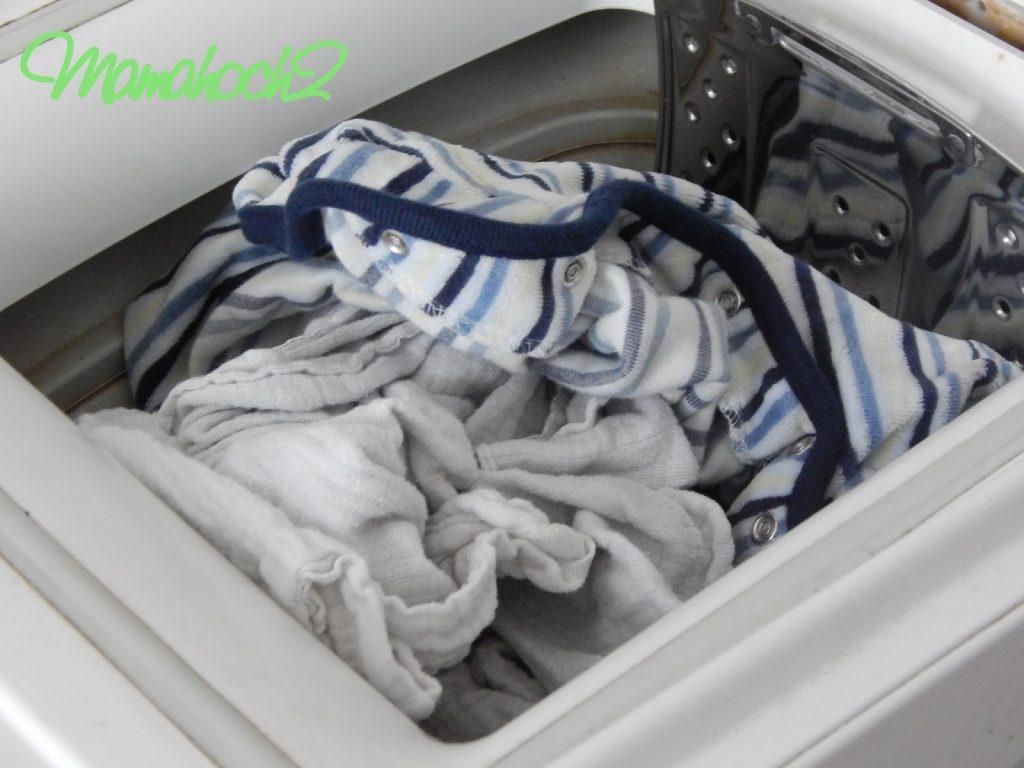 Speikinder Waschmaschine voll