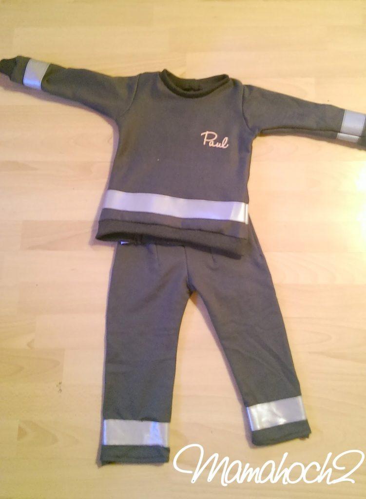 Helau Kostüm Feuerwehrmann Fasching1