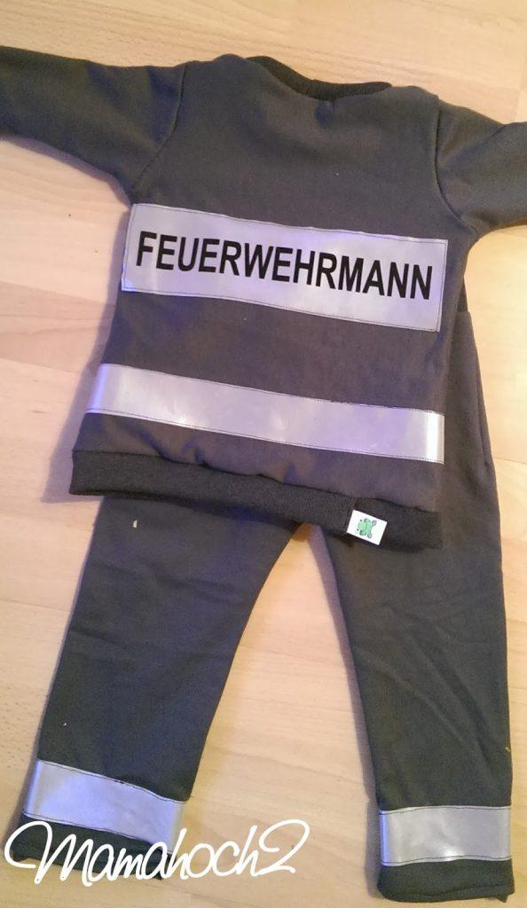 Helau Kostüm Feuerwehrmann Fasching2