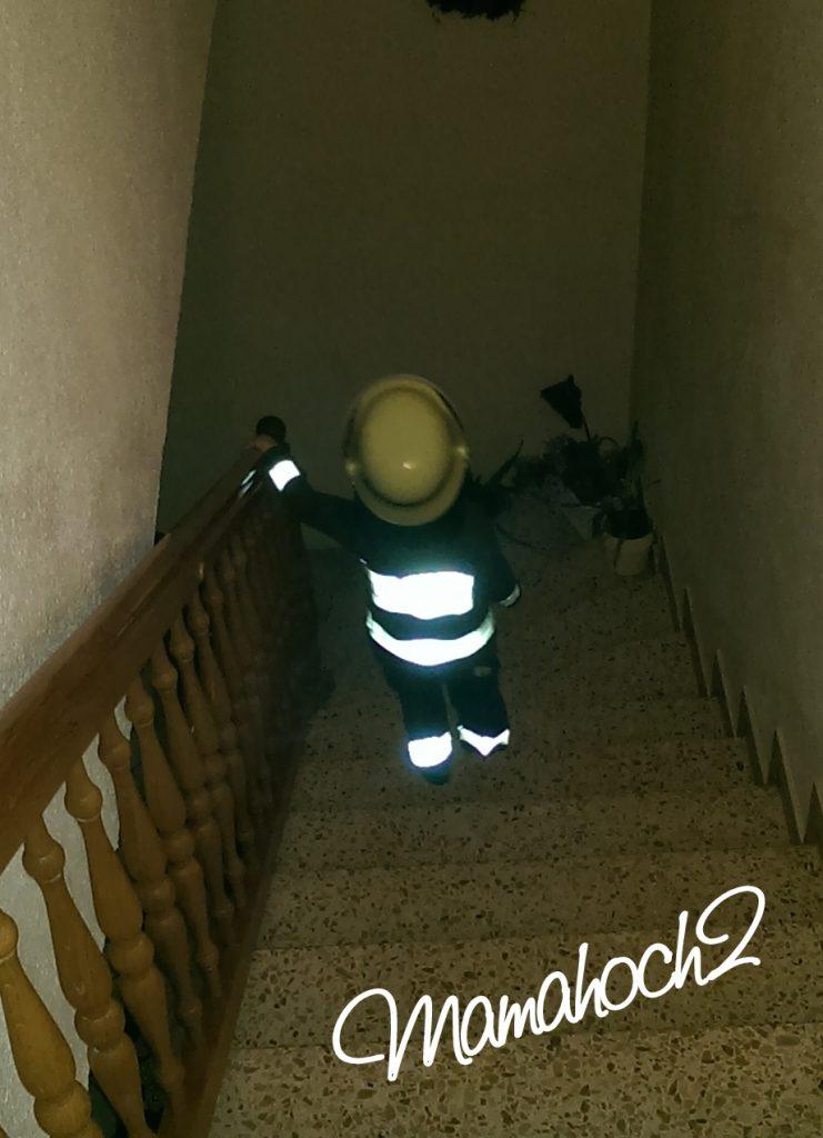 Helau Kostüm Feuerwehrmann Fasching3