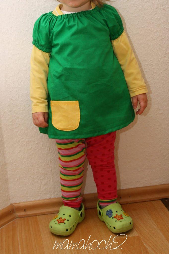 Helau Kostüm Pippi Langstrumpf Fasching