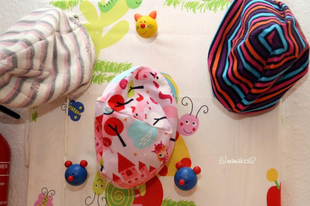 Kindergarderobe DIY4