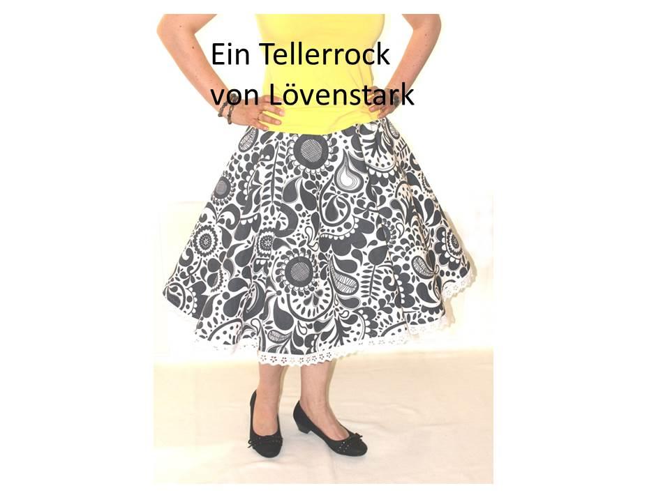 Lövenstark Tellerrock Freebooktratsch
