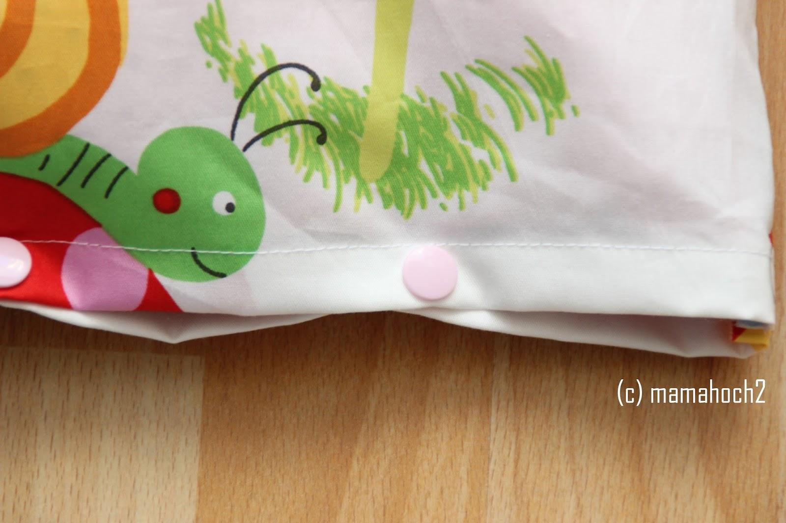 Anleitung Nähtutorial Bettwäsche Puppen8