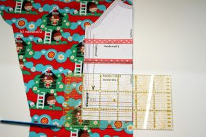 Raglan Tunika oder A-Form-Kleid