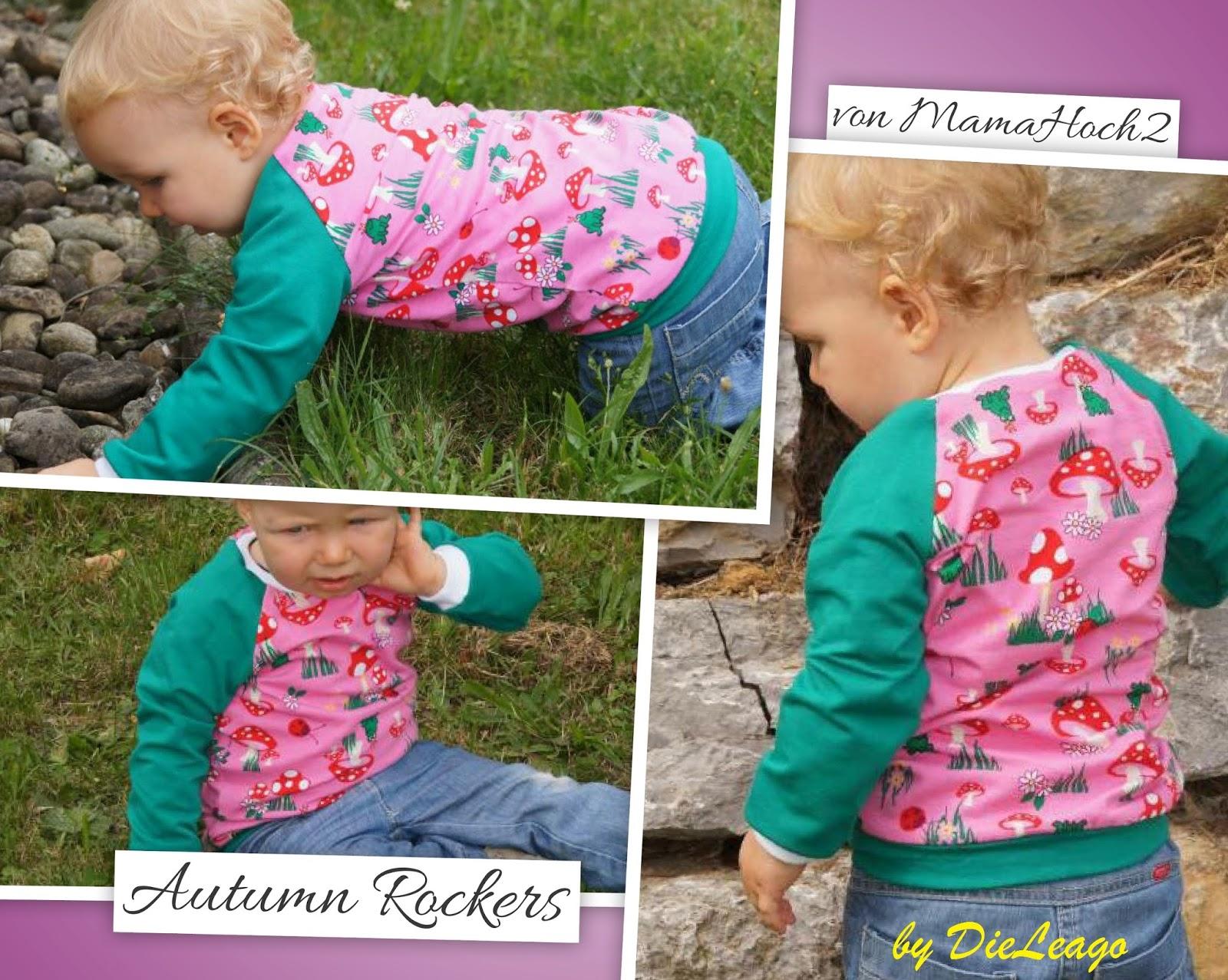 Autumn Rockers Raglan Pullover Nähanleitung Freebook Beispiele14