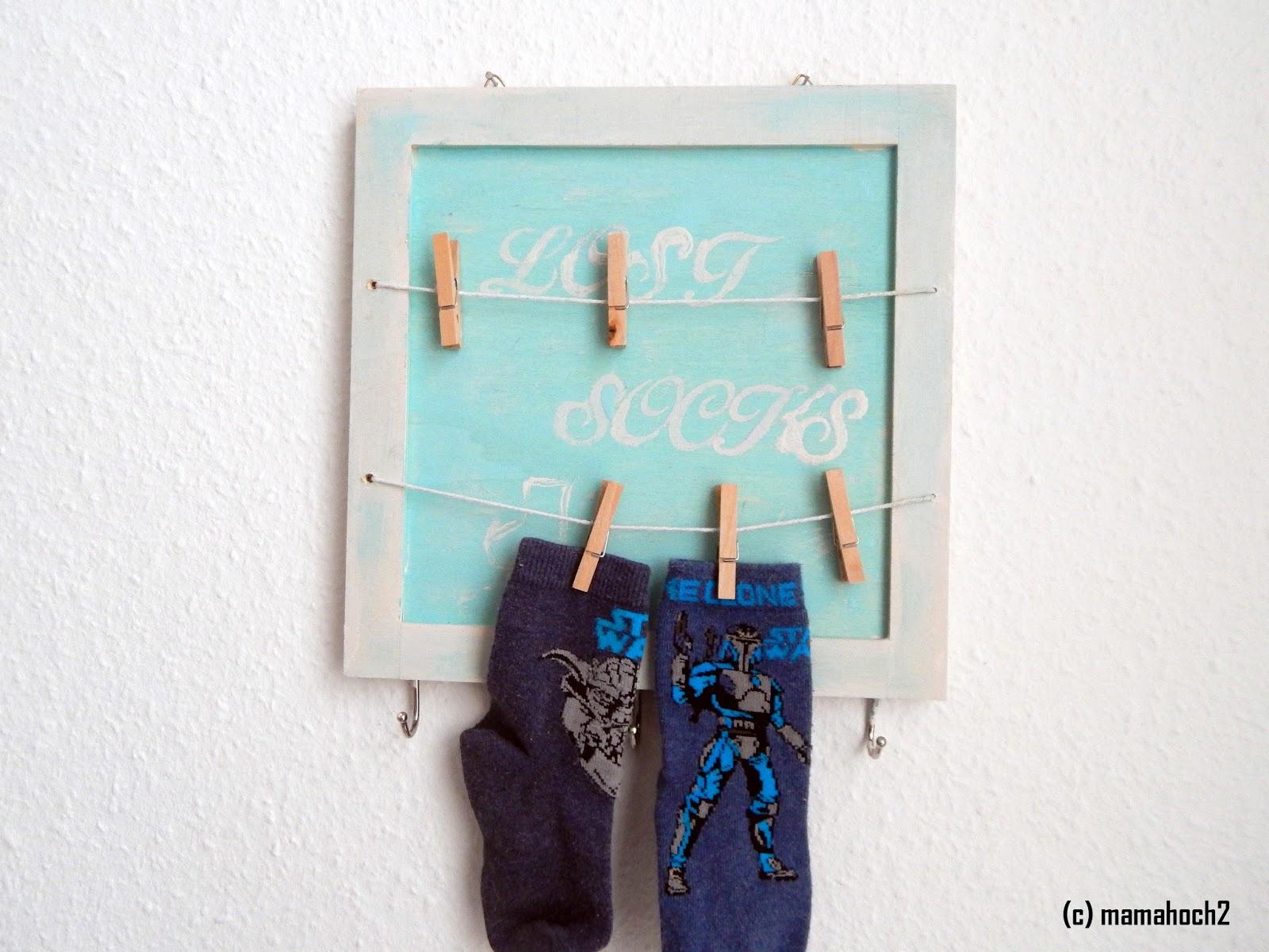 DIY Tutorial Lost Socks7