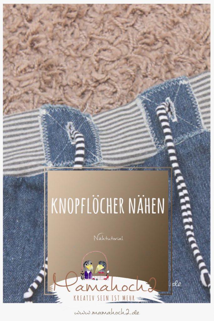 Knopfloch nähen1