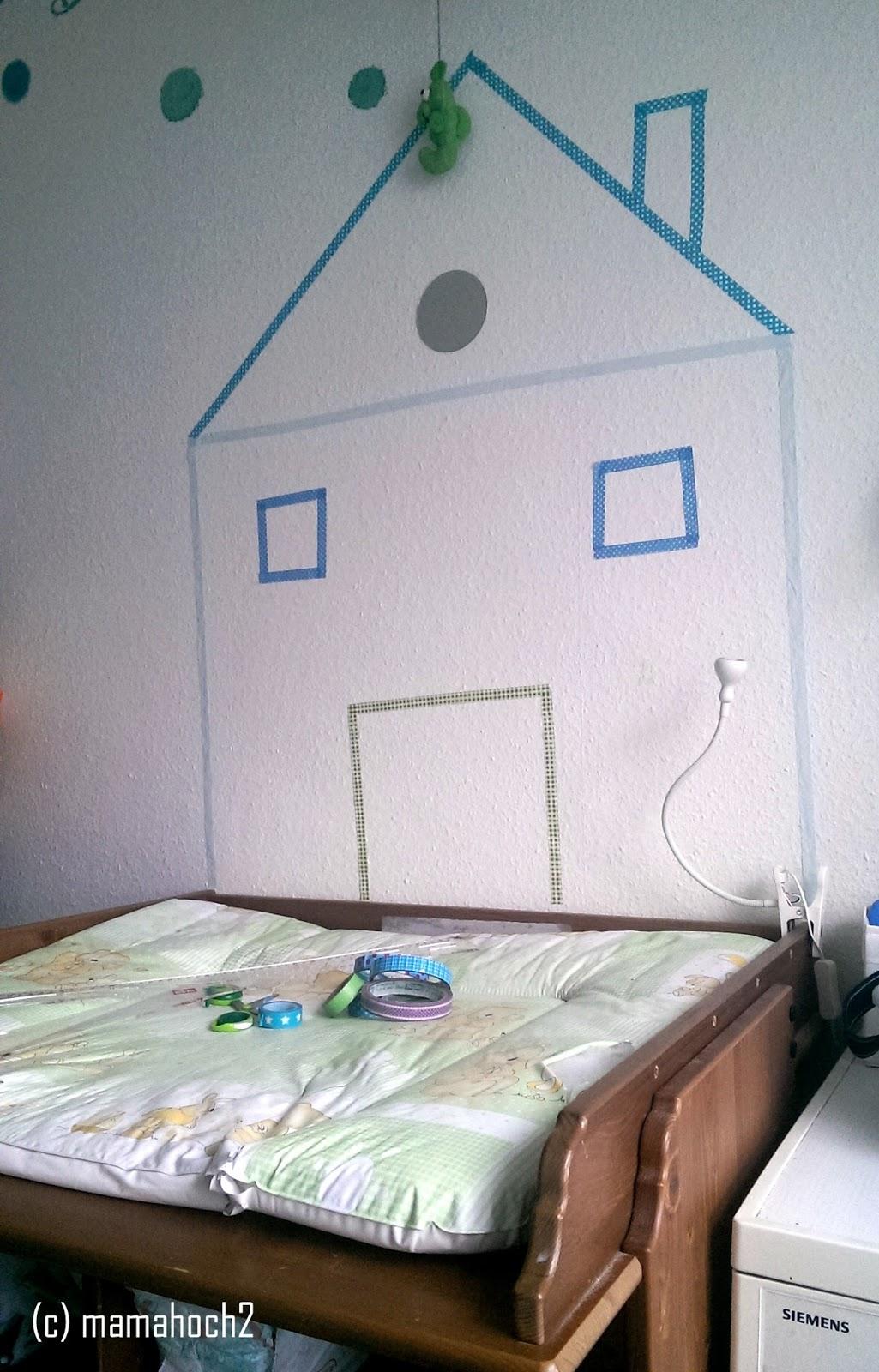 Masking Tape Ideen 5 Kinderzimmer2