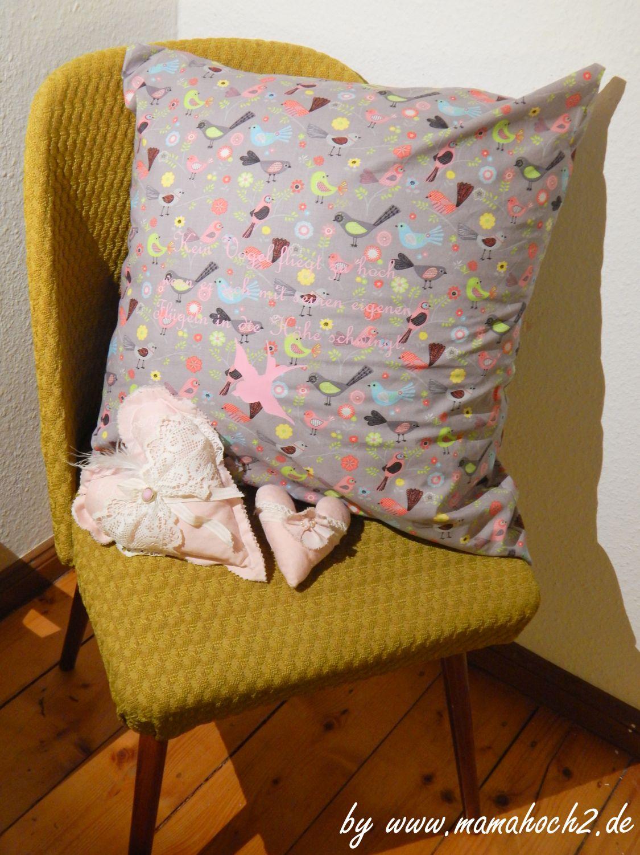 Kissenhüllen Nähen kissenhüllen für faule nähen tutorial mamahoch2