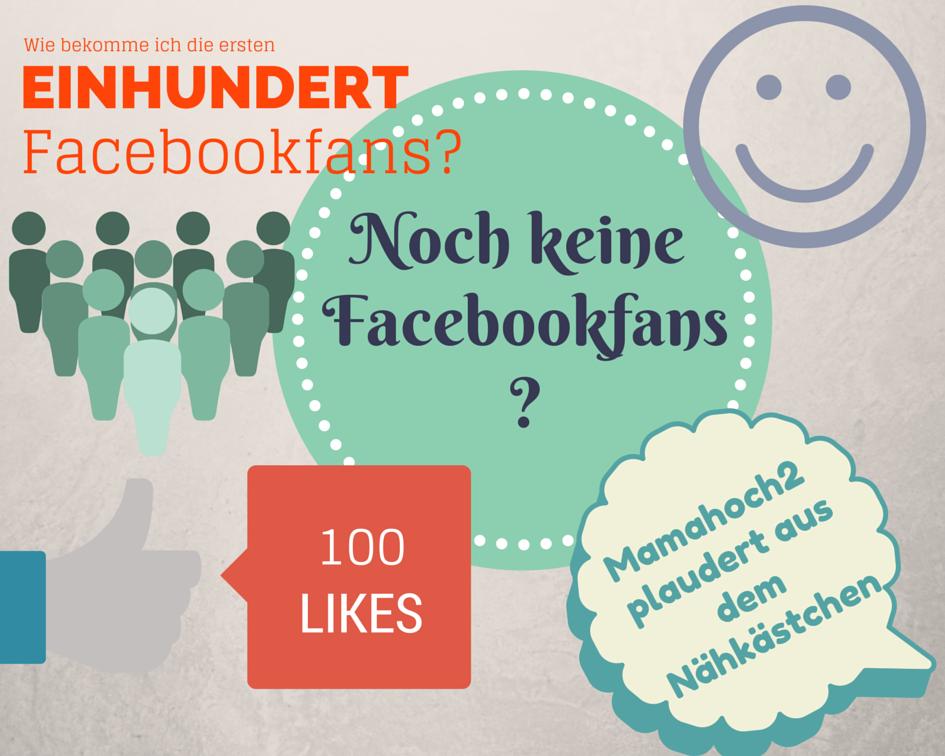100 Facebookfans