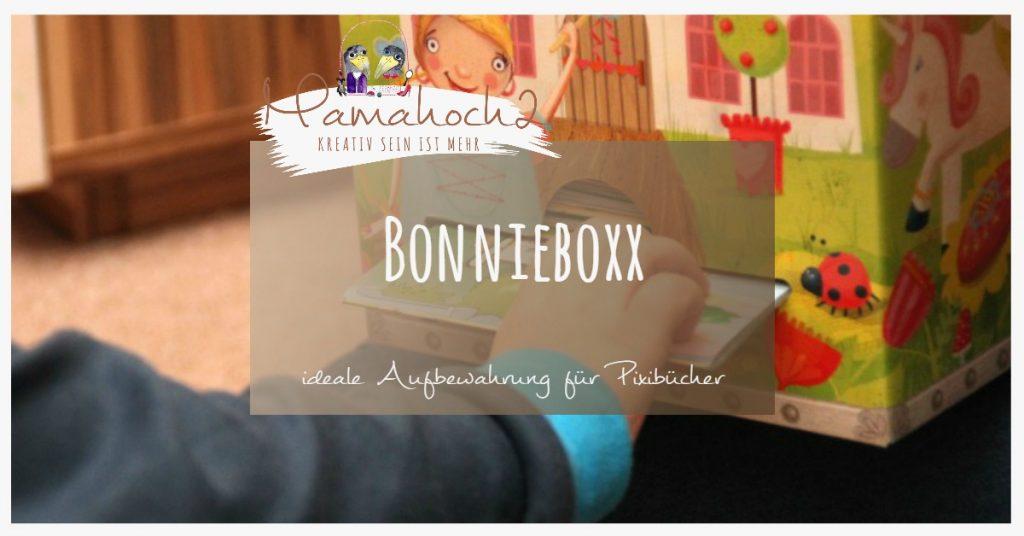 Aufbwahrung Pixibücher Bonnieboxx