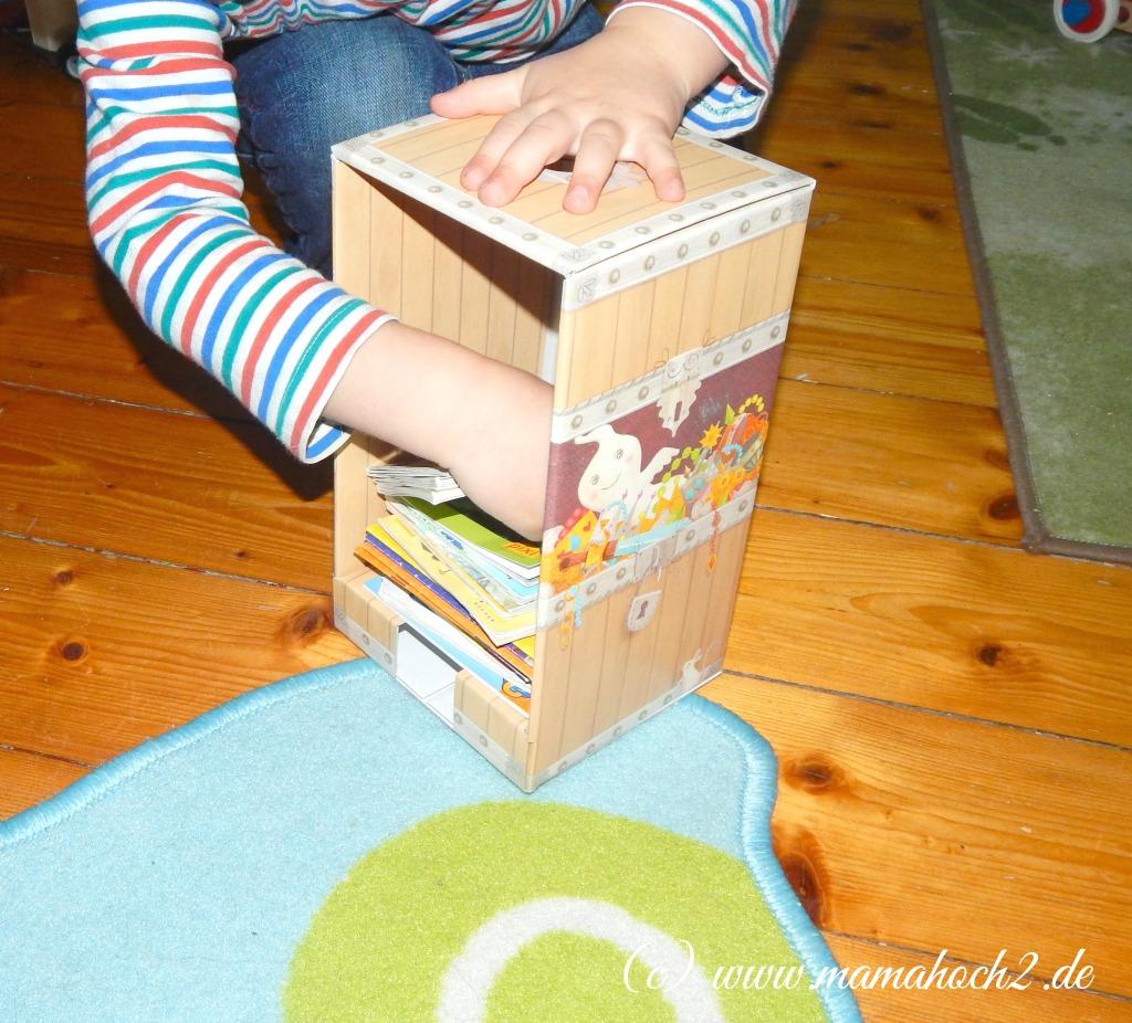 pixibücher aufräumen