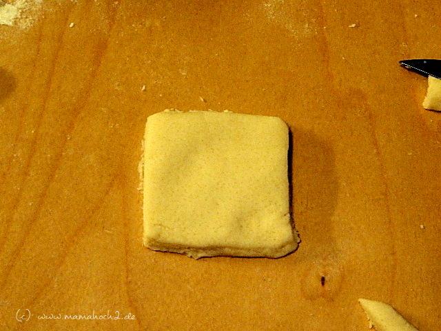 Waffeln aus Salzteig