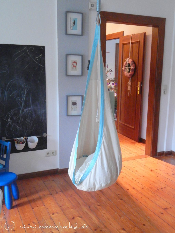 Kinderzimmer Schaukel kinderzimmer ideen 2 schaukeln und klettern auch im kinderzimmer mamahoch2