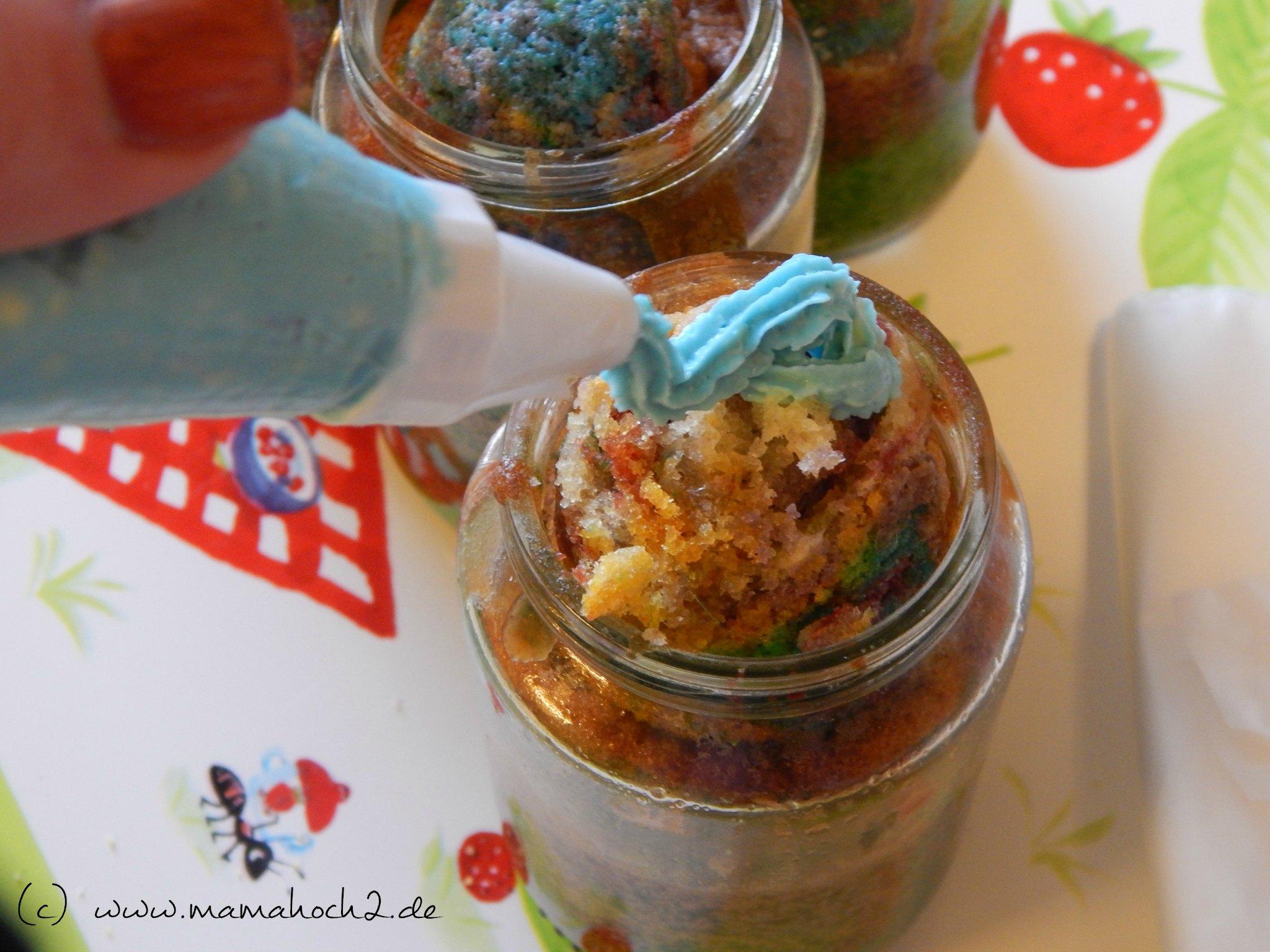 cupcake creme rezept