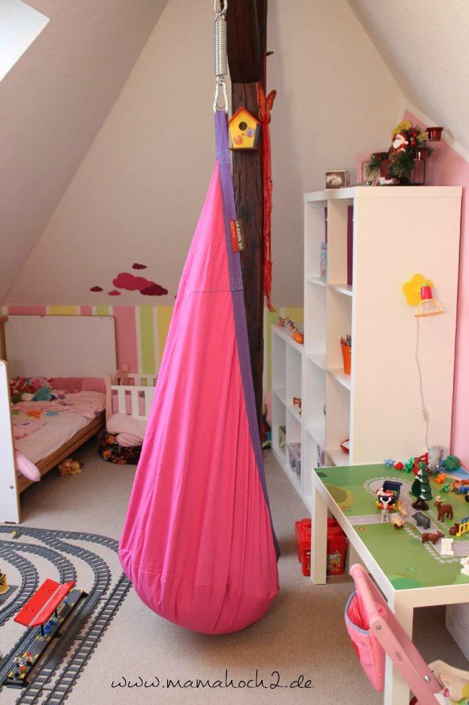 Schaukel Fürs Zimmer : kinderzimmer ideen 2 schaukeln und klettern auch im kinderzimmer mamahoch2 ~ Watch28wear.com Haus und Dekorationen