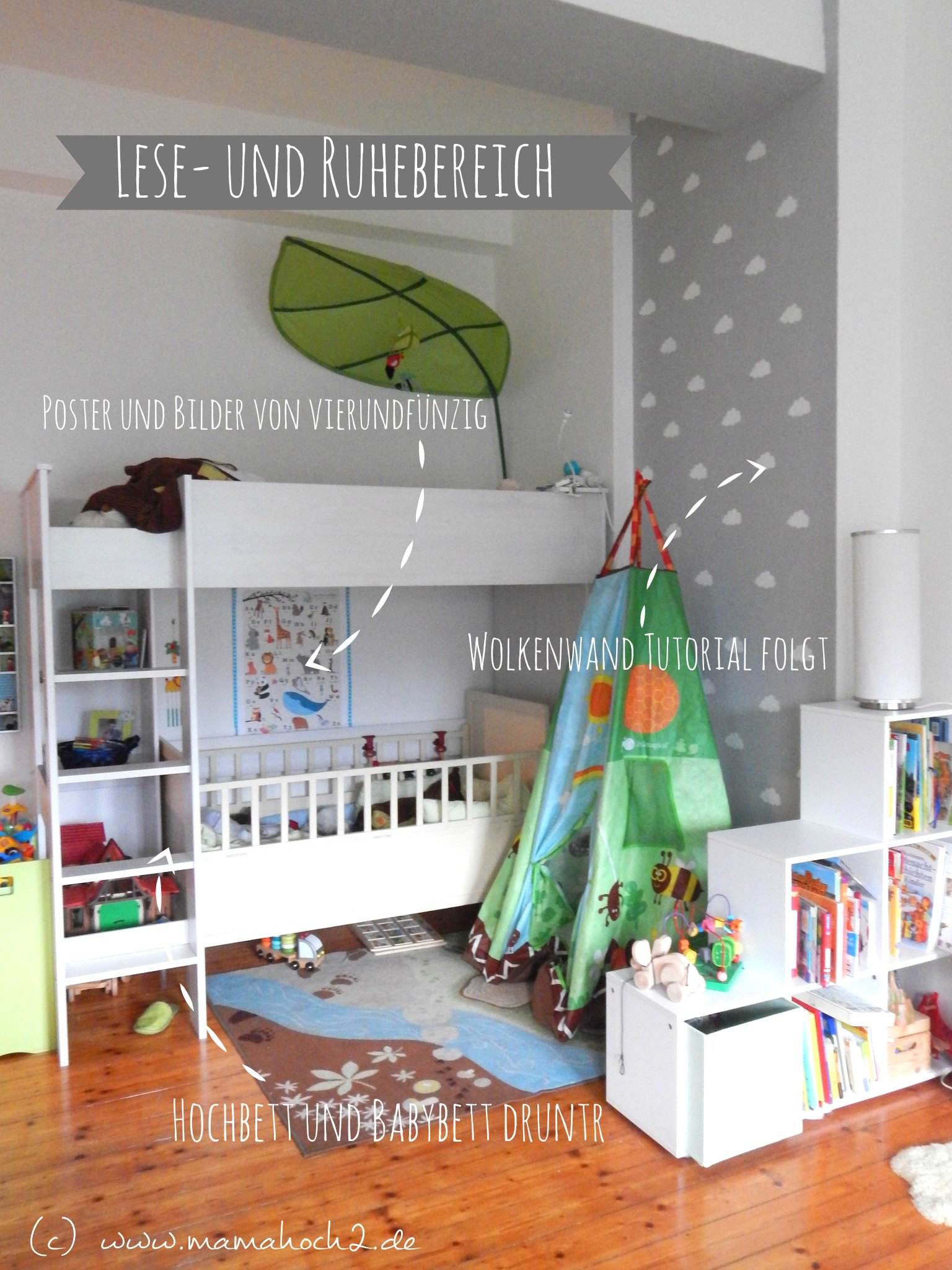 kinderzimmer f r zwei lausebengel kinderzimmerideen mamahoch2. Black Bedroom Furniture Sets. Home Design Ideas