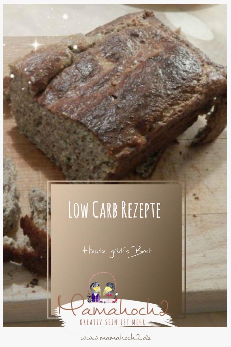 Low Carb Rezepte – Brot