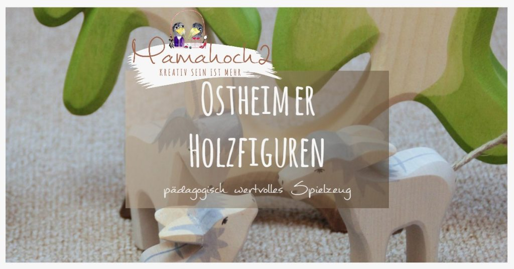 Holzfiguren Ostheimer Spielfiguren Spielzeug pädagogisch wertvoll